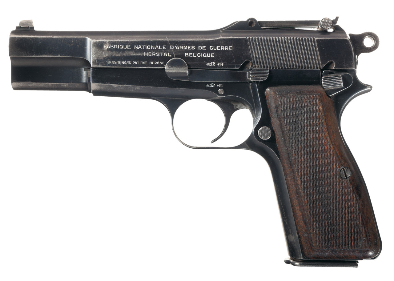Browning HP wz. 1935