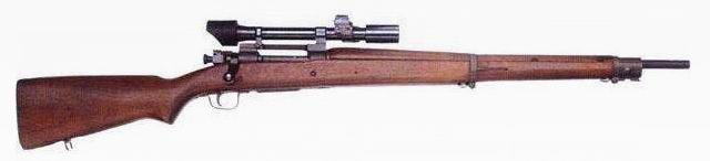 Karabin wyborowy M1903A4