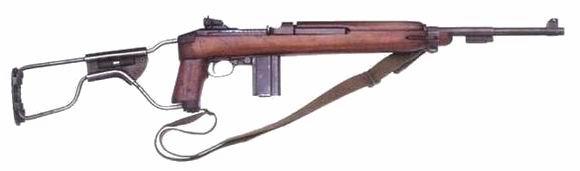 Karabinek samopowtarzalny M1A1 Carbine