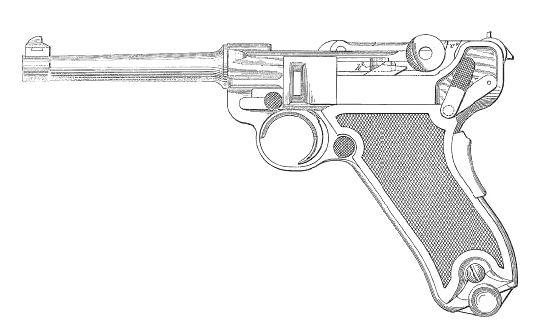 Pistole Ordonanz 1900