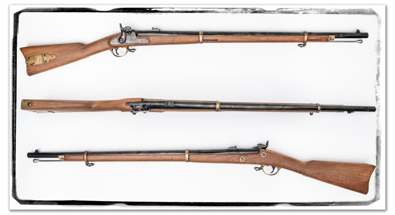 Zouave Rifle